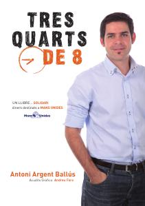 Portada TRES QUARTS DE 8